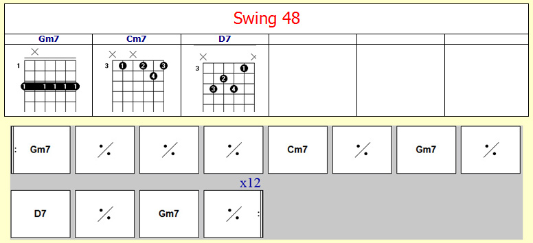 Accords Swing 48